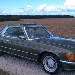 1978 Mercedes-Benz 450 SLC
