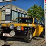 1978 Opel Kadett GTE