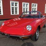 1980 Alfa Romeo Spider 2000 Veloce