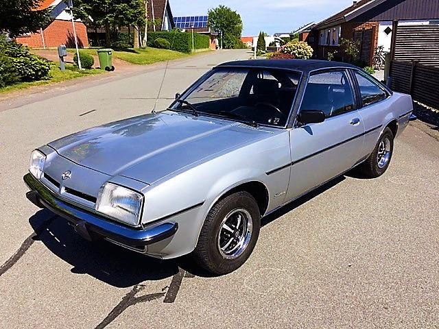 1980 Opel Manta B