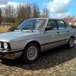 1982 BMW 525i