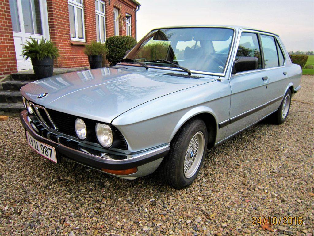 1983 BMW 525i