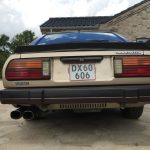 1983 Datsun 280 ZX Turbo