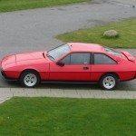 1983 Lotus eclat excel