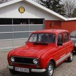 1983 Renault 4 GTL