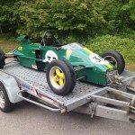 1984 Formel Ford 1600 Van Diemen RF