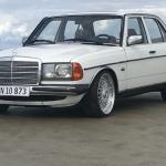 1984 Mercedes 240D