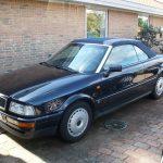 1986 Audi 80 Cabriolet