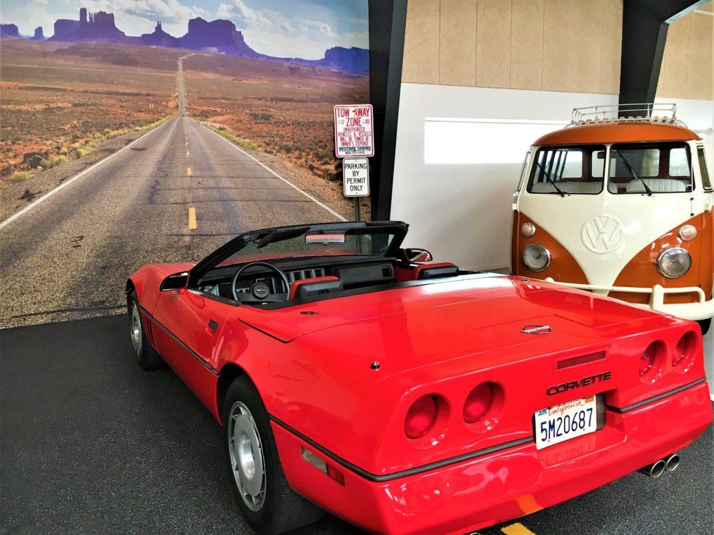1986 Chevrolet Corvette C4 Indianapolis Pacecar
