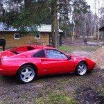 1986 Fiero Ferrari kitcar