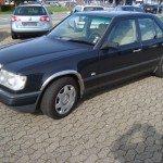 1986 Mercedes 300 W124