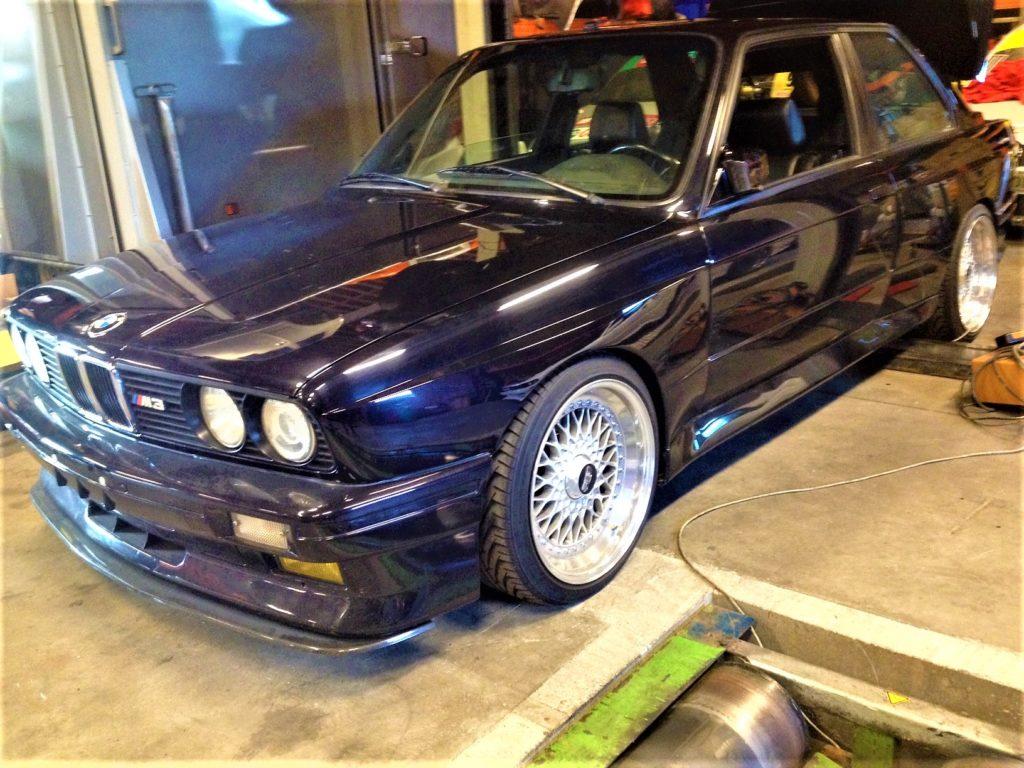 1987 BMW E30 M3