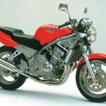 1988 Honda CB1 400