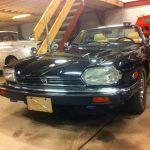 1988 Jaguar V12 XJSC