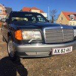 1988 Mercedes 300 SEL