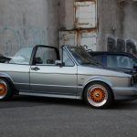 1988 VW Golf 1 1.8 Cabriolet
