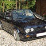 1988 VW Golf cabriolet