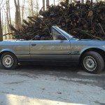 1989 BMW E30 Cabriolet