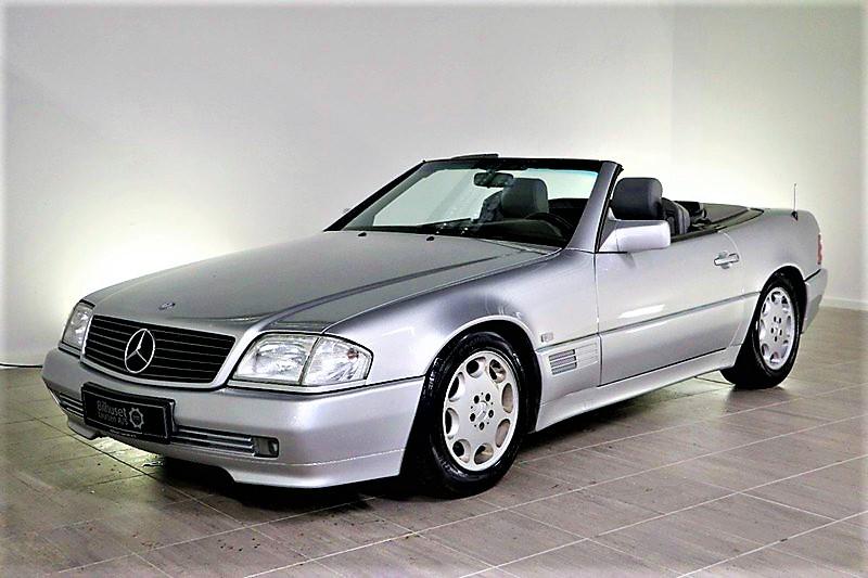 1989 Mercedes 300 SL