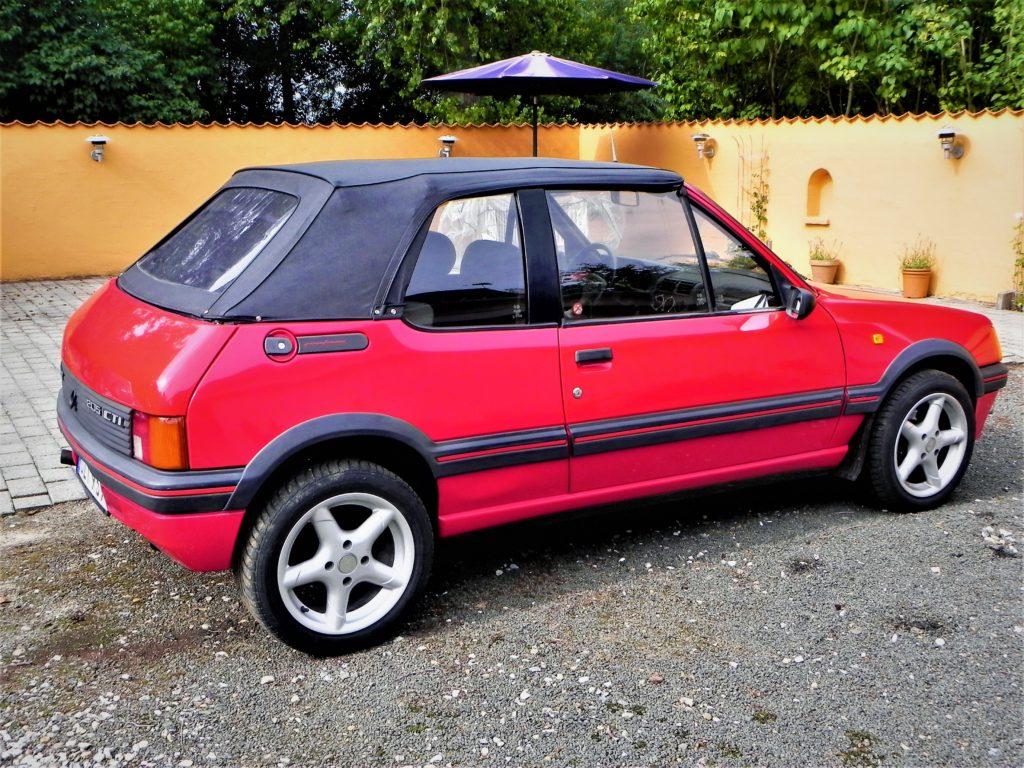 1990 Peugeot 205 CTI 1,9