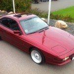 1991 BMW E31 850i V12