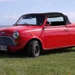 1991 Rover Mini Cooper Speedy