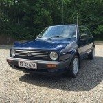 1991 VW Golf II 1.6 CL aut.