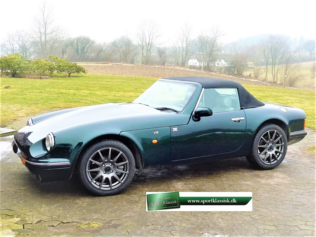 1993 TVR V8S