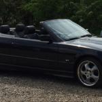 1994 BMW E36 Cabriolet
