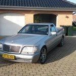 1994 Merceds-Benz S600