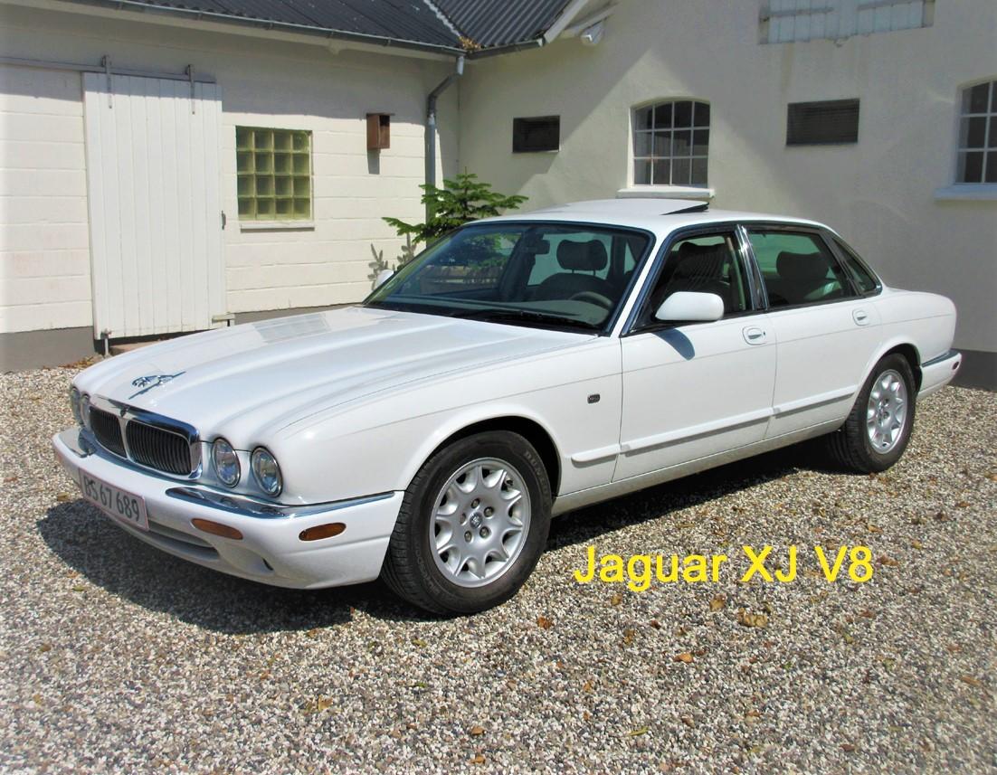1995 Jaguar XJ8