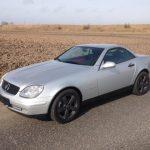 1997 Mercedes SLK