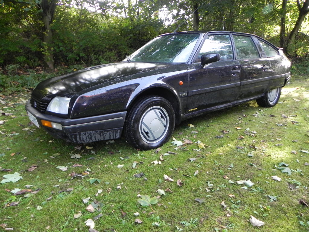 1998 Citroën CX25 GTI Turbo2