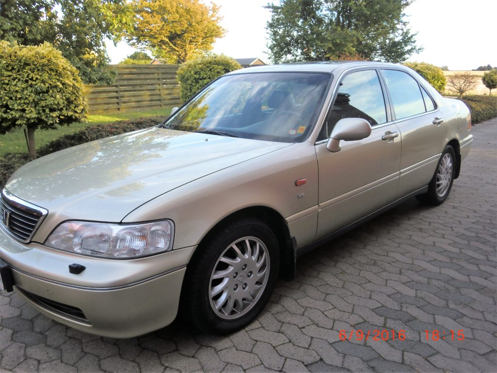 1998 Honda Legend