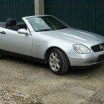 1998 Mercedes SLK
