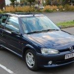 1999 Peugeot 106 GTI