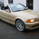 2001 BMW E46