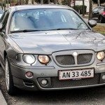 2004 MG ZT 190
