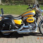 2005 Harley Davidson Sportster Custom
