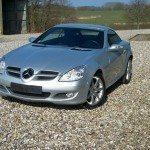 2005 Mercedes SLK