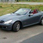 2005 Mercedes SLK 200