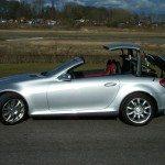 2005 Mercedes SLK V6