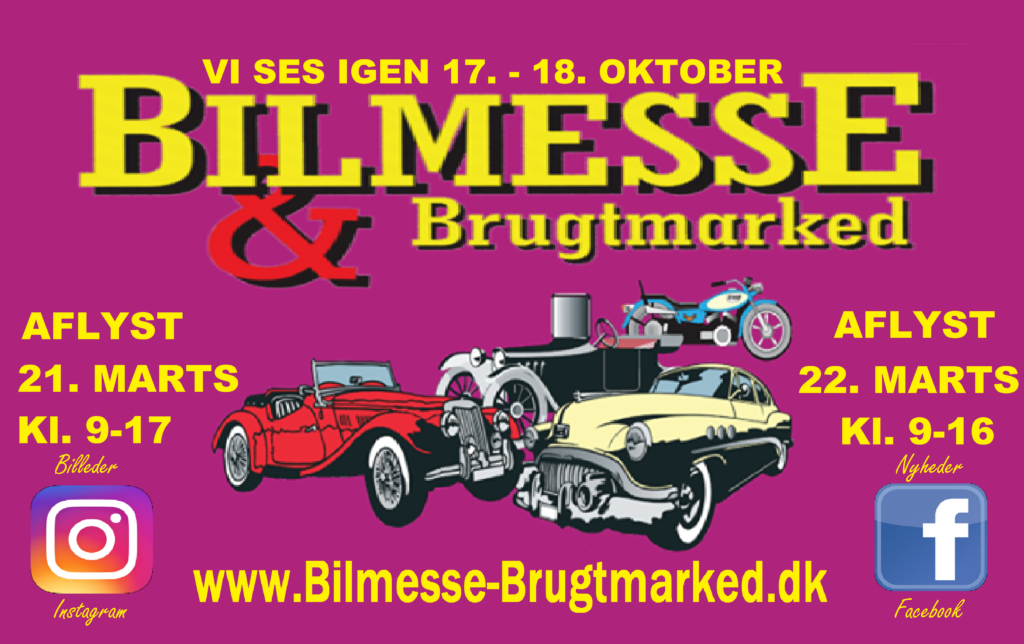 Bilmesse & Brugtmarked i Fredericia Danmarks største