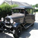 1929 Ford A