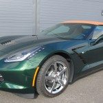 Corvette Stingray C7 Cab