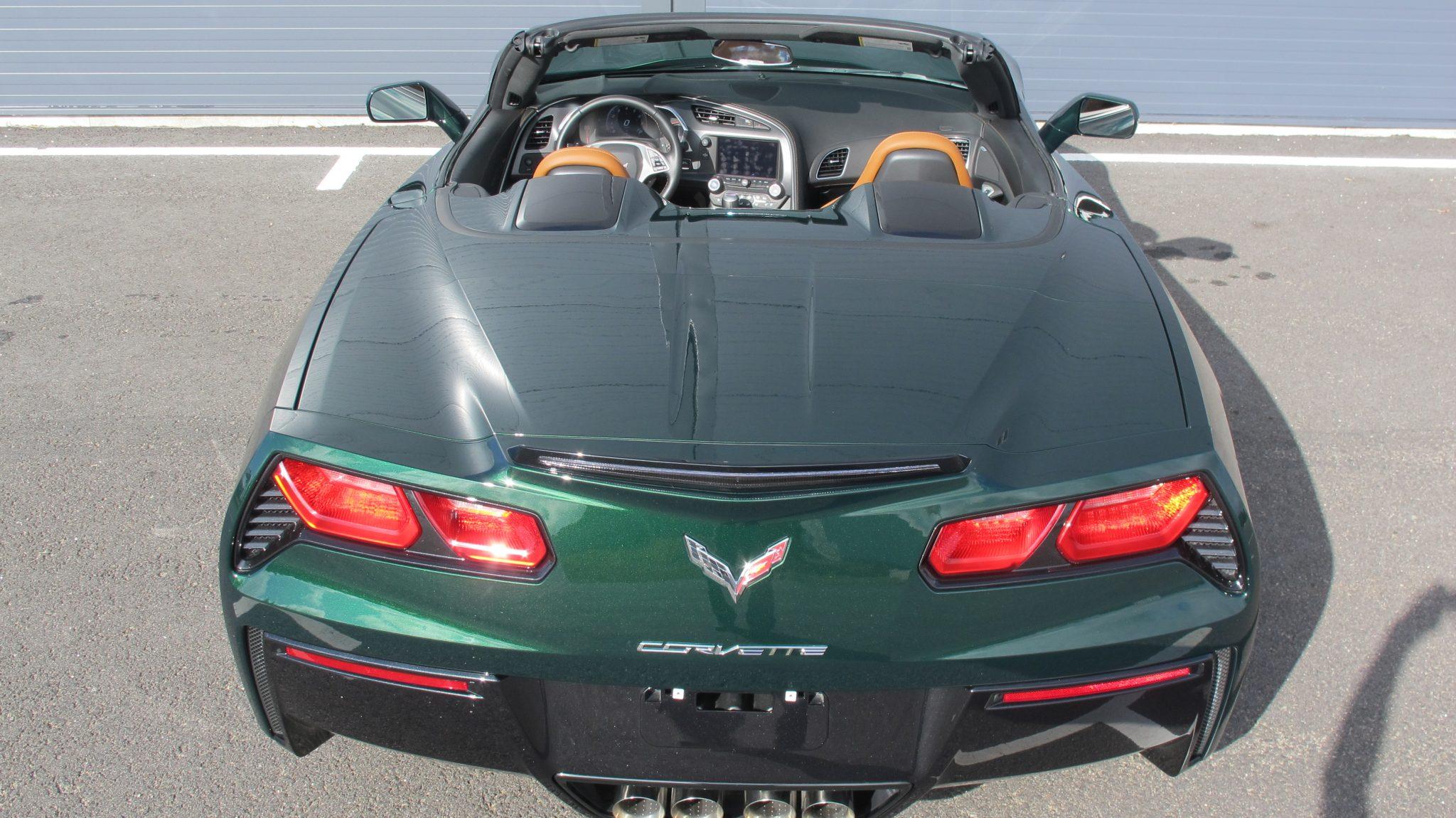 Corvette Stingray C7 Cab