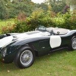 Jaguar C-type Replica