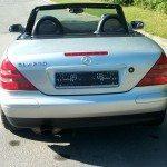 Mercedes 230 SLK