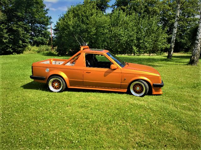 Opel Kadett D PickUp