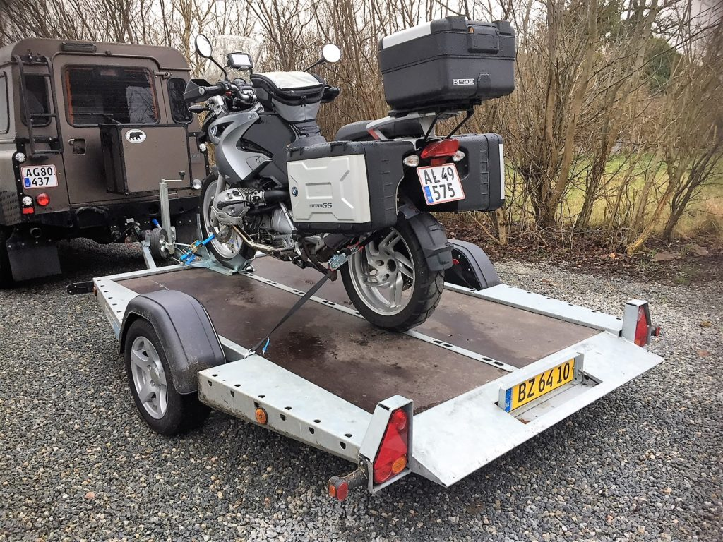 Tohaco trailer